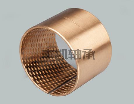 FB090 青铜卷制轴承标准公制尺寸