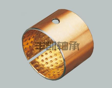 JF双金属轴承标准公制尺寸